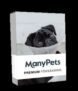 Many Pets Premium försäkring
