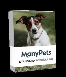 Many Pets Standard försäkring